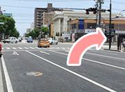 稲川交差点